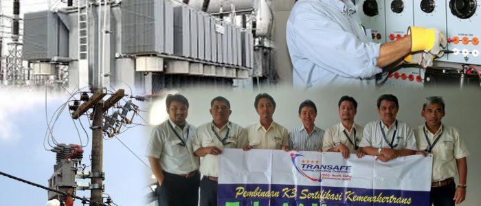 Sertifikasi Teknisi K3 Listrik Transafe Indonesia