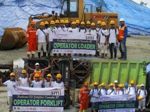 Sertifikasi Operator Alat Berat Transafe Indonesia