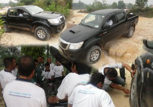 Sertifikasi DDT 4WD Transafe Indonesia