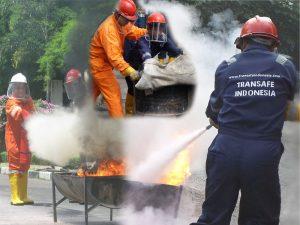 Sertifikasi Pemadam Kebakaran Transafe Indonesia