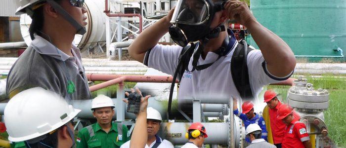 Sertifikasi K3 Gas Tester H2S - Transafe Indonesia
