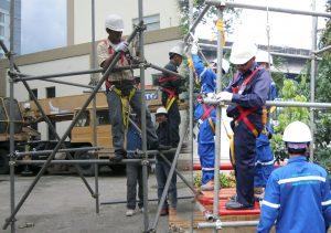 Sertifikasi Scaffolding Transafe Indonesia